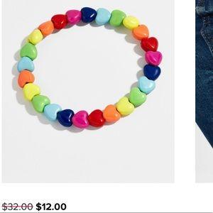 BaubleBar Rainbow Cyprus Bracelet